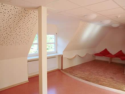 Schön gestaltete Innenräume